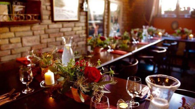 Biograf wine bar and restaurant