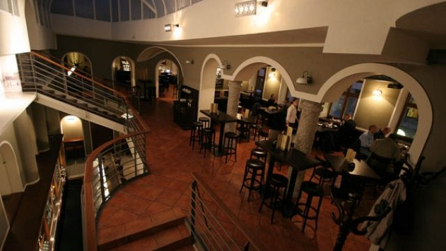 Bratislavský meštiansky pivovar – Drevená