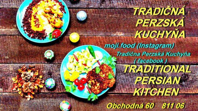 Tradičná Perzská Kuchyňa
